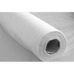 تصویر از رول ملحفه سفید عرض 65cm