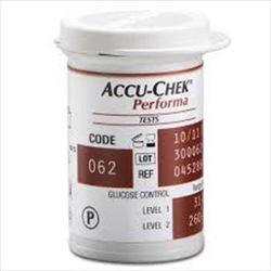 تصویر از نوارقند خون پرفورما AccuChek