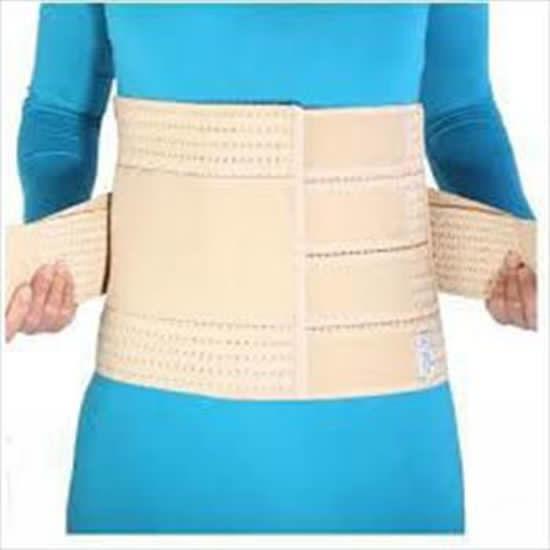 تصویر از شکم بند با کش دوبل XL