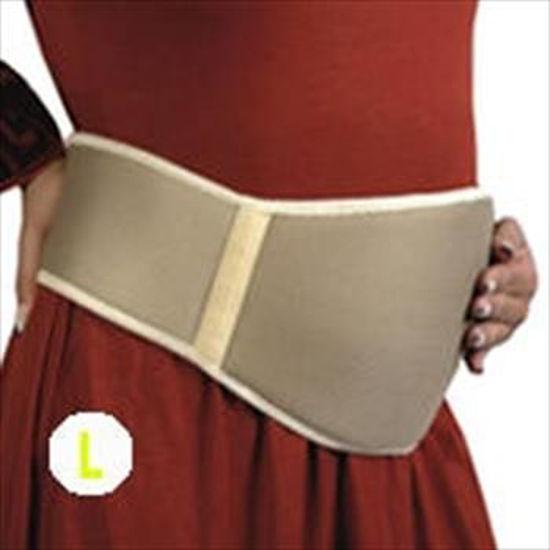 تصویر از شکم بند بارداری سایز L