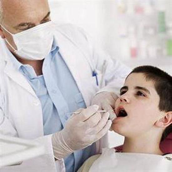تصویر از پیشبند نایلونی دندانپزشکی