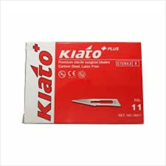 تصویر از تیغ بیستوری Kiato سایز 12