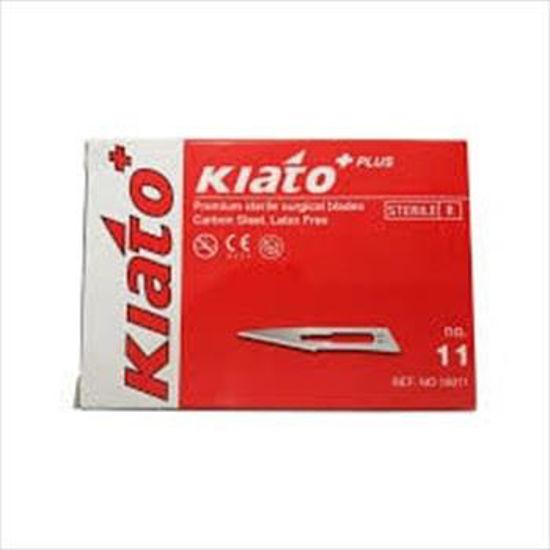 تصویر از تیغ بیستوری Kiato سایز 20