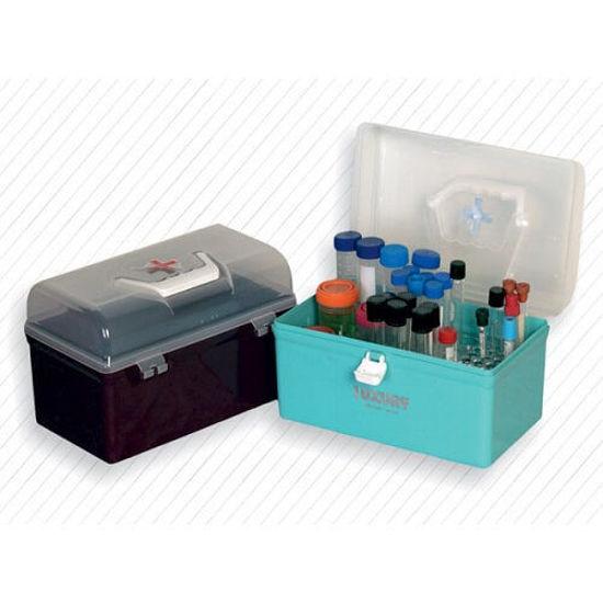 تصویر از جعبه حمل نمونه گیری آزمایشگاه بهسان