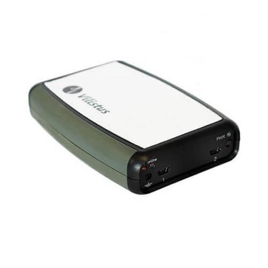 تصویر از دستگاه نوروفیدبک 2 کاناله Vilistus