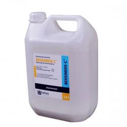 تصویر از محلول ضدعفونی کننده ساولن 4 لیتری