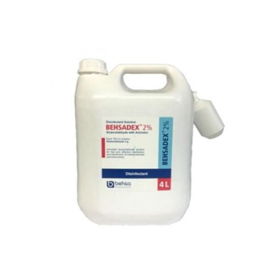 تصویر از محلول سایدکس 4 لیتری