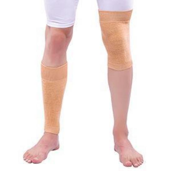 تصویر از ساق بند زانوبند حوله ای تن یار