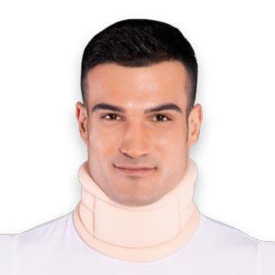 تصویر از گردنبند نیمه سخت جدید تن یار