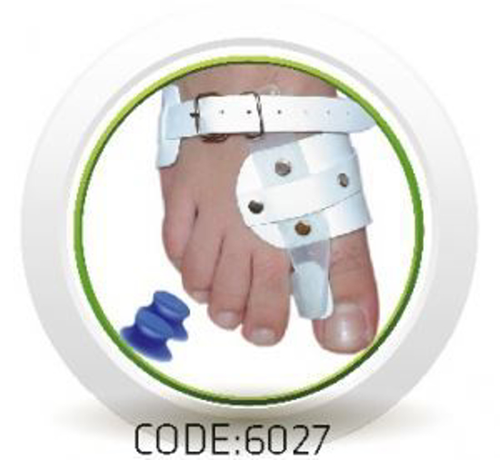 تصویر از مجموعه اسپلینت هالکوس والکوس با لا انگشتی سیلیکونی  سماطب