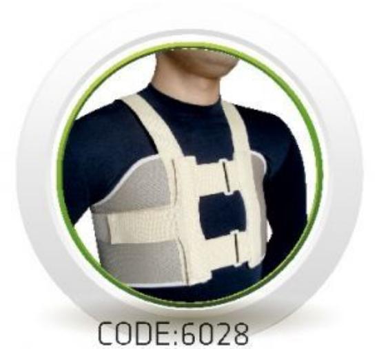 تصویر از نگهدارنده قفسه سینه سماطب