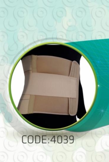 تصویر از شکم بند با کش دوبل رقابتی سماطب
